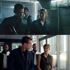 I wish i had his jacket, no idea why it just looks good (the one in insurgent btw) :P