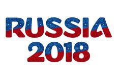 Russia 2018 Font!