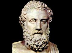 Aeschylus BC) was a playwright in Ancient Greece, called the Father of Tragedy. He was born at Eleusis and wrote plays for the Theater of Dionysus in Athens. Auguste Rodin, Statue Base, Greek History, Greek Culture, Simple Minds, Ancient Beauty, All Family, Family Trees, Ancient Greece