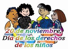 20 de Noviembre – Día Internacional de los Derechos del Niño http://www.yoespiritual.com/efemerides/20-de-noviembre-dia-internacional-de-los-derechos-del-nino-2.html