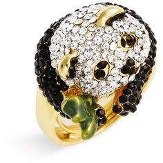 Spring Street Design Group Panda Adjustable Ring