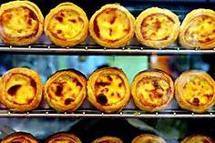 Les pastéis de nata, douceurs sucrées du Portugal