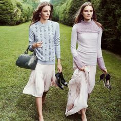 Tory Burch Holiday Ad Campaign