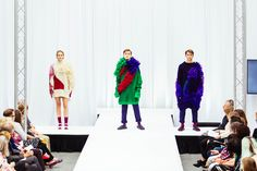 Tyree Hill, Textiles for Fashion, Colour, Knit, knitwear. Gray's School of Art, RGU, Robert Gordon University, Fashandtexatg