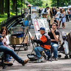 "Gefällt 19 Mal, 1 Kommentare - Daniel Laqua (@daniel_laqua) auf Instagram: ""Street scene at Central Park NYC"""