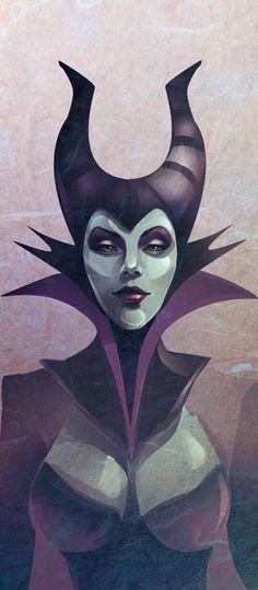 Maleficent by ~Kazeki on deviantART