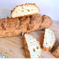 Gluten Free Baguettes - The crumb looks amazing for a gf loaf!