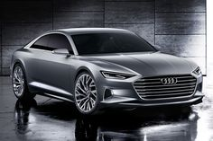 Audi Prologue Concept #concept #car #audi