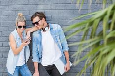 Find Young Couple Leaning Against Wall Using stock images in HD and millions of other royalty-free stock photos, illustrations and vectors in the Shutterstock collection. Thousands of new, high-quality pictures added every day.
