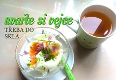 Vajíčka | recepty a tipy, jak je uvařit natvrdo, nahniličko, naměkko, do skla atd. | cz