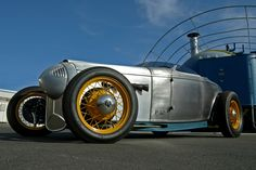 Custom car by Chip Foose
