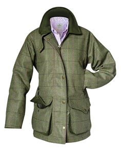 906e568d33ef3 Cherry Tree Country Clothing - Hoggs of Fife Caledonia Ladies Tweed Jacket,  £118.95 (
