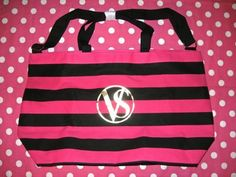 NEW Victorias Secret PINK Drawstring Backpack Beach Gym Campus ...