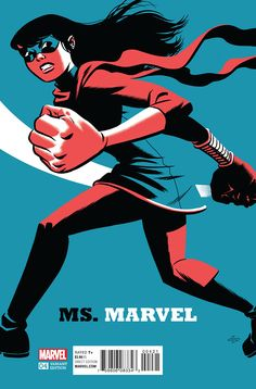 Ms Marvel Vol 4 Cover B Incentive Michael Cho Variant Cover Poster Marvel, Marvel Comics, Marvel Now, Marvel Comic Books, Captain Marvel, Gi Joe, Young Avengers, Marvel Entertainment, Comic Page