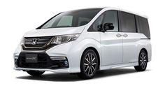 New Honda Step WGN Modulo X Proves Minivans Don't Have To Be Boring #Honda #Honda_Step_WGN