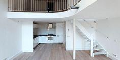 Mariastichting Haarlem, insteekverdieping. Loft, Bed, Furniture, Home Decor, Decoration Home, Stream Bed, Room Decor, Lofts, Home Furnishings