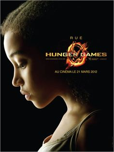 😭😭😭😭😭😭why did they hav to kill rue! Rue Hunger Games, Hunger Games Poster, Hunger Games Characters, Hunger Games Fandom, Hunger Games Trilogy, Beau Film, Katniss Everdeen, Suzanne Collins, The Hunger Games