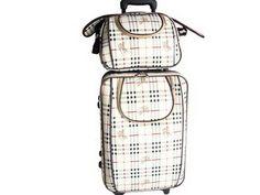 Burberry Luggage