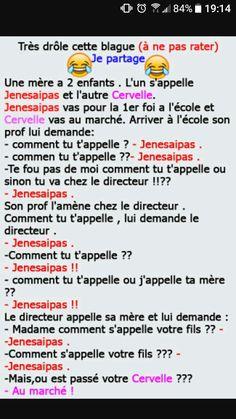 Une mère a 2 enfants Jenesaispas et Cervelle...😂😂😂😂😂