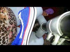 zapato para caballero, modelo silvio p2 - YouTube