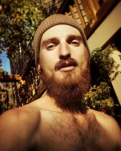 Just stoked with my beard progress..... #taken #beardedhomo #gingerbeard #instahomo #instabeard #gay #beardsofinstagram #selfie #gayboy #beard #gayotter #gayscruff #scruffygay #beards #bearded #beardedmen #gaybuilder #lumbersexual #outdoors #outsidelands #irish #thegoodlife #bendoregon #nature_cuties #pnwguys #greeneyes #happiness #instagay #lovinlife #otterboy by danegeranger