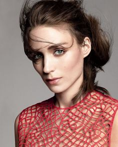 Rooney Mara, Vogue, February 2013