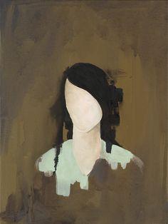 Girl 1 Print by Katie Stratton $20