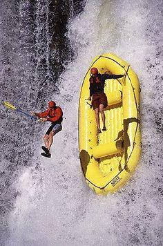 #adrenaline #kick #rafting