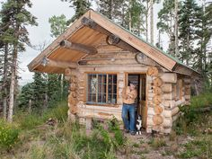 Five expert DIY tips to build the log cabin of your dreams on a budget!