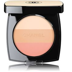 CHANEL LES BEIGES Healthy Glow Multi-Colour Broad Spectrum SPF 15... (450 CNY) ❤ liked on Polyvore featuring beauty products, makeup, cheek makeup, blush, beauty, cosmetics, chanel and chanel blush