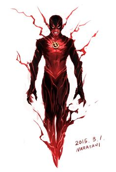Reverse-Flash by naratani on DeviantArt