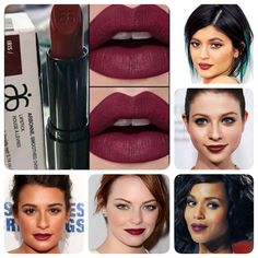 Darks lips are a thing, there is no denying it. A great replica to pull off the celebrity look is IRIS smoothed over lipstick & BERRY liner. If your a gloss kinda girl like myself HYACINTH is your best bet !!! All shades avail from Arbonne and are all Vegan & Cruelty-Free