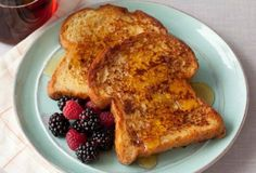 Top 5 Best French Toast recipes from your favorite Food Network Chefs!