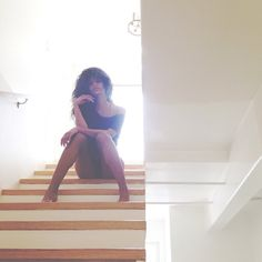 @van_styless photo: Stairway to heaven w/ @Crystal Tillman