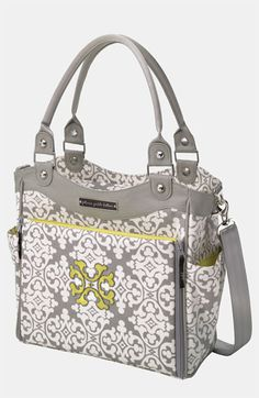 Petunia Pickle Bottom 'City Carryall' Diaper Bag available at Nordstrom