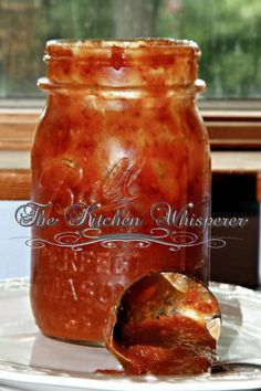 Bacon BBQ Sauce Recipe ~ This sauce is sweet, spicy, tangy, zippy, bacon-y, it's full bodied and robust.