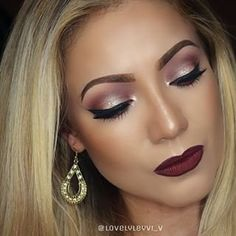 Eyeshadow looks, Make-up and Make-up looks on Pinterest