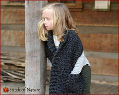 The Westfield Wrap crochet pattern by Stitch of Nature