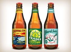 Uinta Brewing Company Bottles