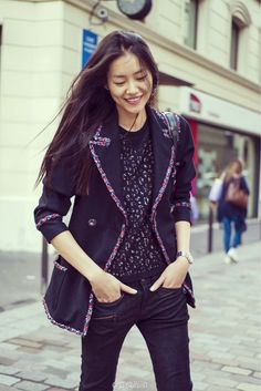 liu wen || How I wish it's not always hot in the Philippines :/