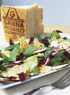 Grana Padano: highly nutritional food