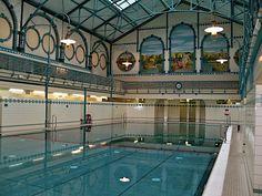 Schwimmbad Charlottenburg, Berlin