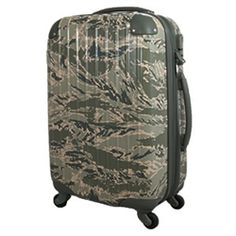 "ABU 20"" Spinner from MilitaryLuggage.com.  Over 500 bags for military, law enforcement, ROTC, Fire & EMS, homeland security, and MORE"