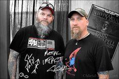 NEUROSIS (usa) - Scott Kelly et Steve Von Till (Juin-2013/VF-EV ...