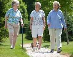 Thường xuyên đi bộ hàng ngày, đi bộ đúng cách thì rất có ích để điều trị viêm khớp