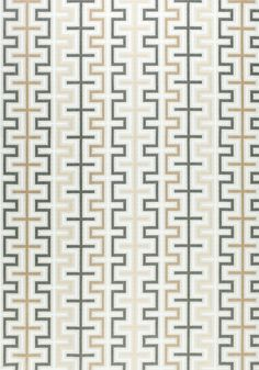 ZIPPER, Light Neutral, W80337, Collection Calypso from Thibaut