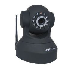Foscam FI8918W Wireless/Wired Pan  Tilt IP/Network Camera with 8 Meter Night Vision and 3.6mm Lens (67° Viewing Angle)