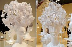 Beautiful design made in Japan Floral Headpiece, Wedding Stuff, Japan, Beautiful, Hats, Design, Accessories, Hat