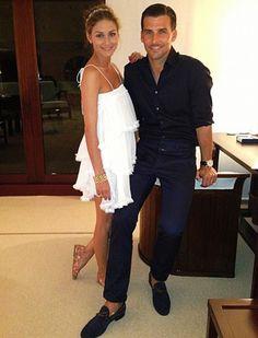 Noticias / Olivia Palermo en Grecia no se separa de sus Pretty Ballerinas  | Silvia Bosch Blog