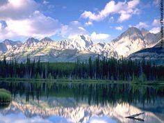 Get the best rate at HI Kananaskis Wilderness Hostel in Kananaskis Country, Alberta, between Banff and Calgary. Toronto Canada, Banff, Hostel, Rocky Mountains, Calgary, Wilderness, Backpacking, Country, Places